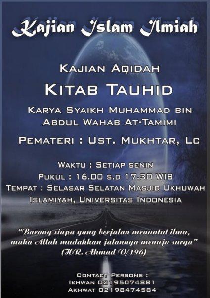 Poster kajian